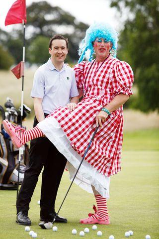 Midland golf week Pete and Phil